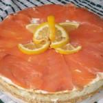 Cheese Cake al Salmone